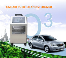 Anion negative ion cleaner,Ozone car air purifier,Ozone air sterilizer for car