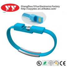 Cable Bracelet, Mobile Phone usb Data Cable for Iphone