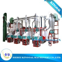 european standard wheat flour milling machines with price