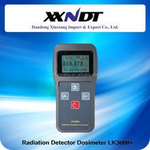 portable x ray radiation personal dosimeter