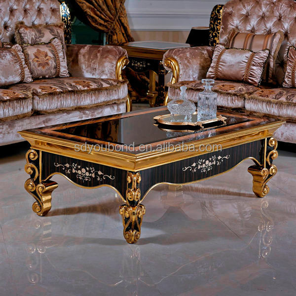 0061 Arabic Home Furniture Golden Antique Luxury Home Used Sofa Set Furniture Buy Luxury Home