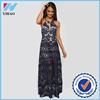 China online shopping designer dress women long maxi dress