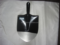 Type of garden and farming shovel head without handle