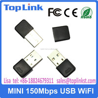 low cost RT5370 150Mbps satellite receiver USB wifi adapter with CE FCC