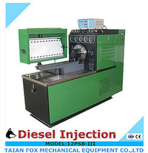 12PSB-C Diesel fuel injection pump calibration machine with printer