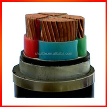 various type kinds of power cable