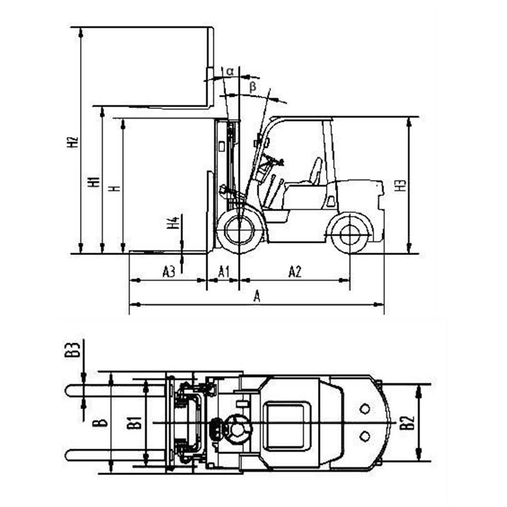 Haute Qualit 233 Nouvelle Marque Toyota Chariot 233 L 233 Vateur 5 Ton Chariot 233 L 233 Vateur Id De Produit