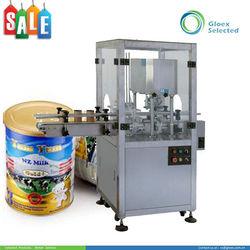 Automatic Diameter Ajustable tin container sealer