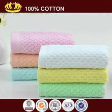 100% cotton bright color jacquard export luxury bath towel