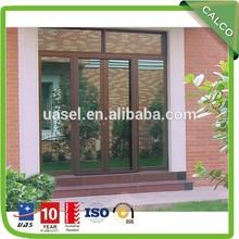 punho de alumínio para portas e janelas