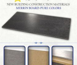 TUV certification Low moisture absorption fiber cement wall cladding board