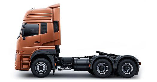 Nissan Ud Quester 50ton Heavy Duty Truck 6x4 Tractor Truck