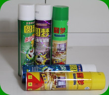 Alcohol base scented indoor spray insecticide