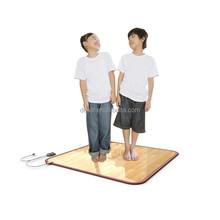 Bulk wholesale Portable fashionable warm heated floor mats