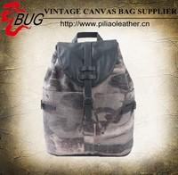 Custom cheap camouflage school bag for fashion teens