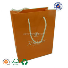 U color Customized light up paper gift bags
