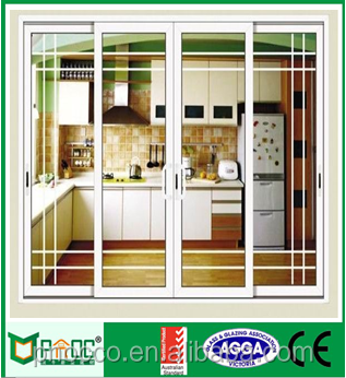 Used exterior doors for sale aluminum alloy sliding door for Exterior glass doors for sale