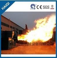 HQ 0.5T Biomass sawdust burner for coal boiler