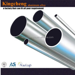 Made in China different customized size round 18mm aluminum pipe