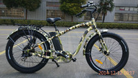 48V 500W HUMMER fat electric bike electric bicycle SAMSUNG lithium battery with USB plug