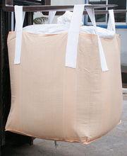 PP big square bag jumbo bag, Polyproplene woven big bag for sand 1000kg made in china with high quality