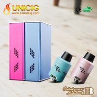 100% Newest Top Selling GreenSound Wholesale Box Mod Cigarette Case Vapor Cigarro Electronico for Sell