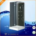 Cheap alta qualidade com baixo Banheira simples quadrado cabine do chuveiro
