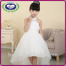 enfants robe de mariage blanc robe de fille costumes de danse