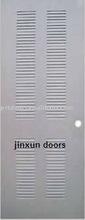 Flush Metal Door With Wood Edge,Metal Louver Door(0086-13450279765)