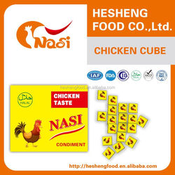 Nasi chicken beef best selling ingredients sausage seasoning