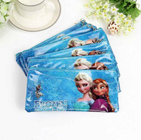 Pencil Package Princess School Stationery Case Elsa Pen Frozen Bag