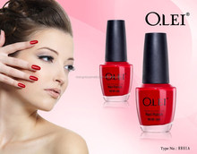 Mengni factory directly selling nail polish OEM