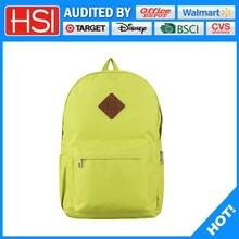 audited factory wholesale price bulk stock pvc school bag