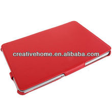 2-fold Litchi Texture Stereo Type Leather Case with Holder for Samsung Galaxy Tab 2 (10.1) / P5100, Support P7500 / P2510