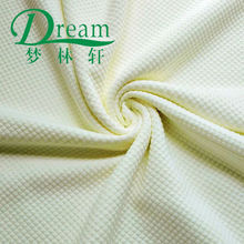 wholesale online cotton/modal popular yarn plaid knitted mattress fabric in hangzhou