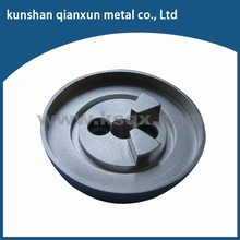 Complicated t6 alloy industrial parts
