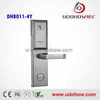 2014 new hotel lock IC lock system of professional electronic lock factory(DH8011-4Y)