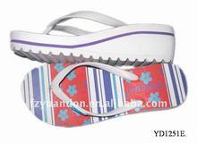 2012 fashion cute slipper