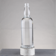 wholesale high quality empty glass whiskey infuser cup