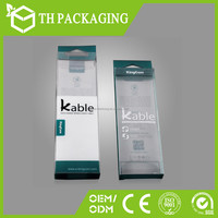 clear packaging box for comestic product packaging