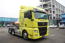 SITRAK C7H 6X2 tractor truck 540HP Euro 5 for sale