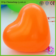 China wholesale colorful heart Latex Balloons, promotion balloons