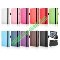 new arrival flip leather protective case for microsoft surface pro tablet