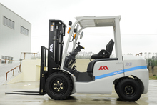 Wholesale price Diesel Forklift Truck With Isuzu Engine ,automatic lift car,high lift pallet forklift