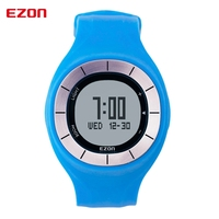 China Watch Factory EZON T028B17 Women Fitness Watch with Pedometer Calorie Counter