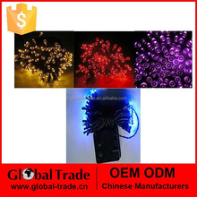 2V 50 LED Light String Lamp for Holiday Party Decoration X'mas Halloween G0074