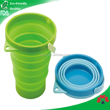 2015 Hot Product Wholesale Price Hot Product Silicone foldable bucket