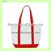 eco-friendly cotton tote shopping bag
