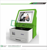 fanless embedded industrial pc lcd desktop computer kiosk with touch screen