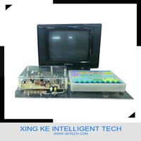 XK-TV1 TV Set Training Equipment for Educational Science Kit and Household Appliance Training